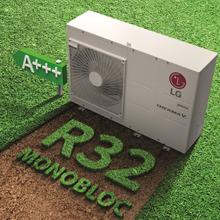 LG Heating launch Therma V R32 Monobloc Air to water heat pump range