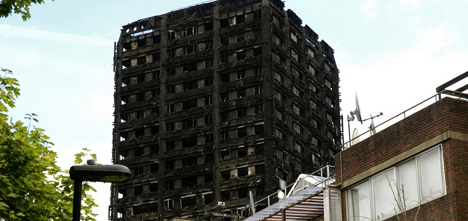 Further environmental checks for Grenfell tower site