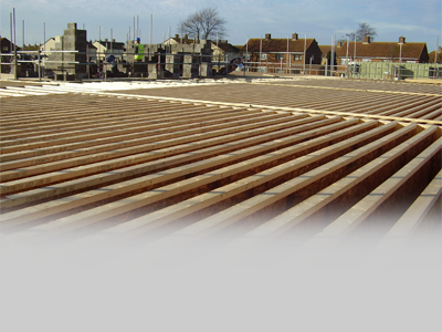 JJI-Joists provide the answers to a lot of housing questions