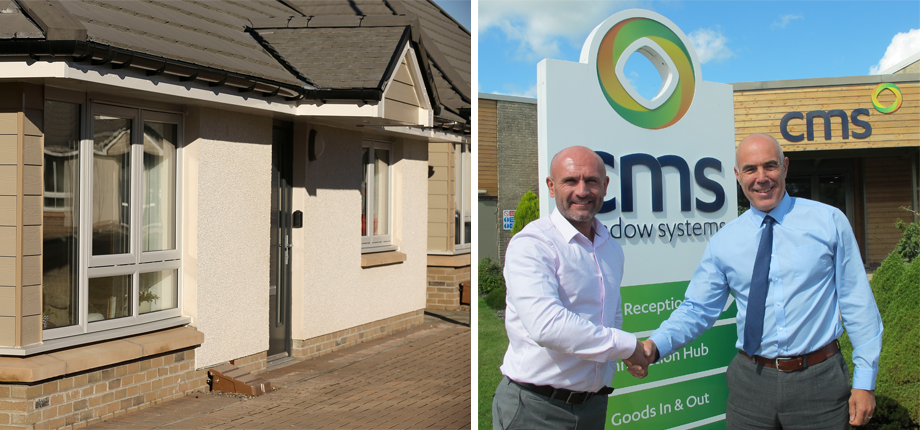 CMS Window Systems appointed to Scottish and Welsh Procurement Alliance frameworks