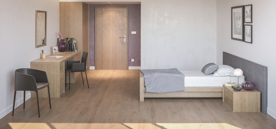 Modul'up: Quick and easy adhesive free flooring solutions