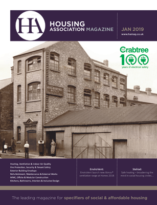 HA Magazine January 2019 Issue 1161