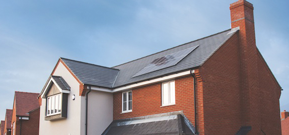 Shining a light on solar: not just an energy solution for detached houses with south facing gardens
