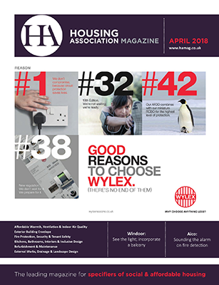 HA Magazine Issue 1154 April 2018