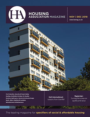 HA Magazine Issue 1160 November 2018