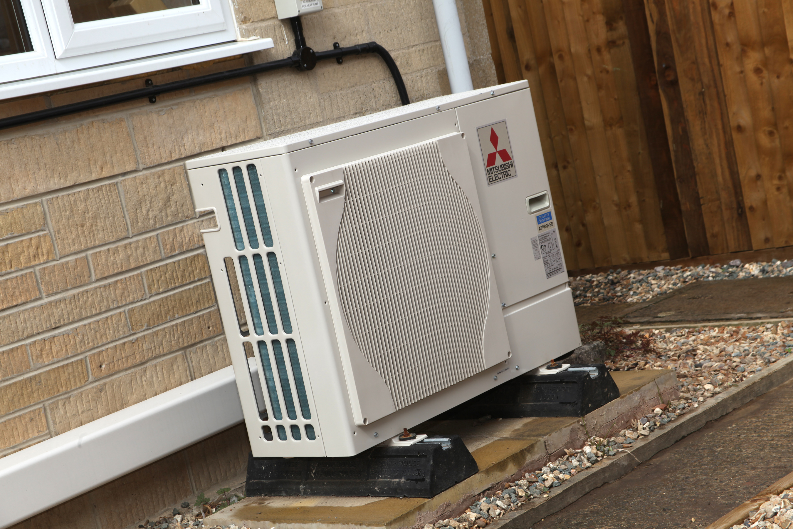 Ecodan Air Source Heat Pump