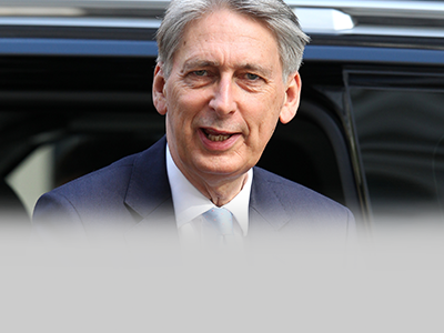 Chancellor Philip Hammond, who announced the Spring Statement
