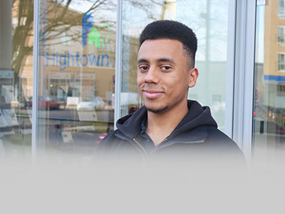 Apprenticeships – Levi Pierre of Hightown Housing Association