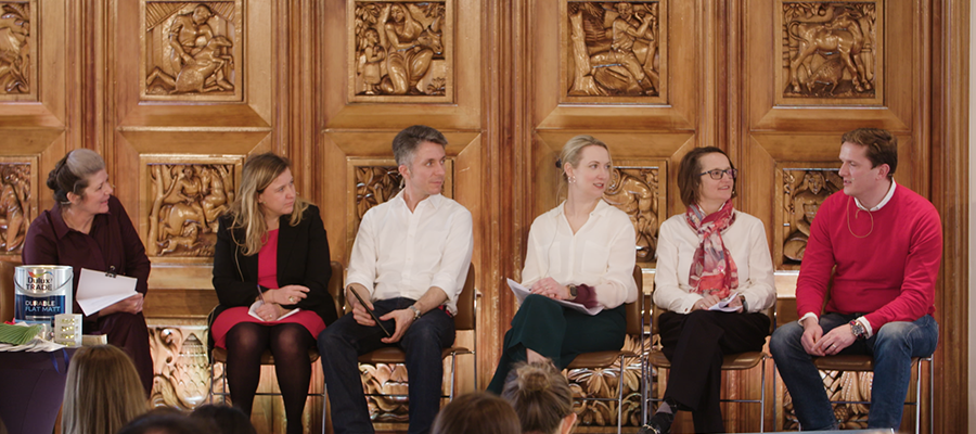 Leading experts discuss future of design at RIBA