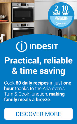 Indesit Practical, Reliable & Time Saving