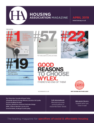 HA Magazine Issue 1164 April 2019