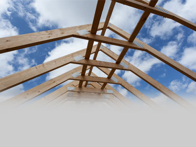 Trussed rafters raise the roof