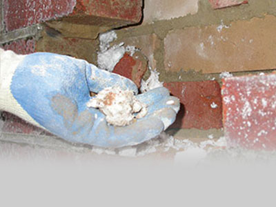Cavity Wall insulation projects