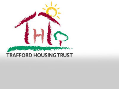 Trafford Housing Trust logo - 122 New Homes to be Built in Chorley