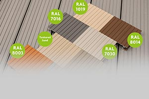 Aluminium decking from AliDeck