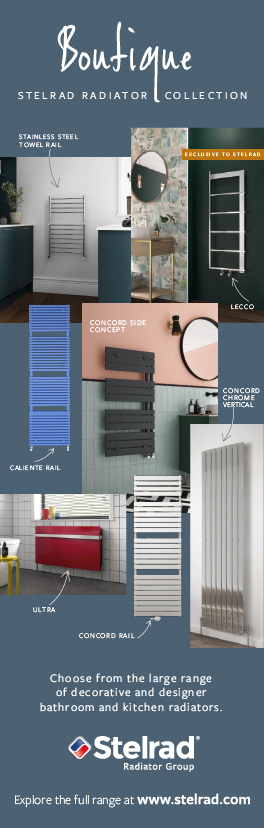 Boutique Stelrad Radiator Collection