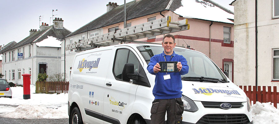 BigChange is being used by McDougall tradespeople