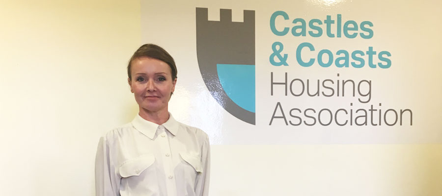 housing jobs - Castles and Coasts' Dawn Clark
