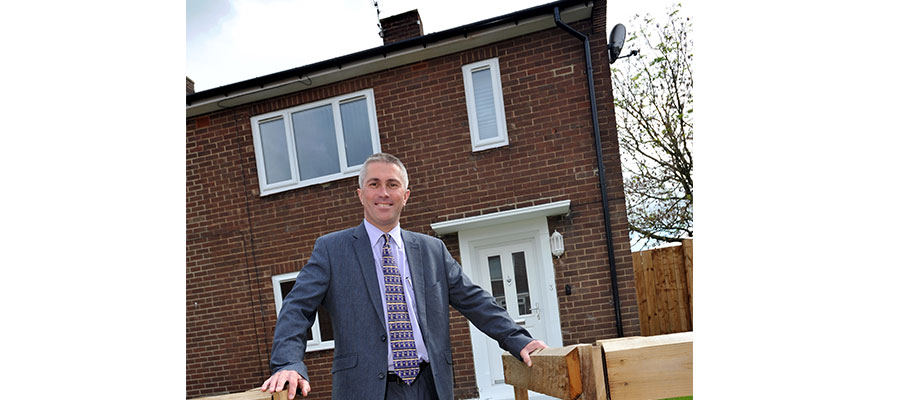 War on empty homes – Brian Scott, Company Secretary of the Housing Ventures Trust