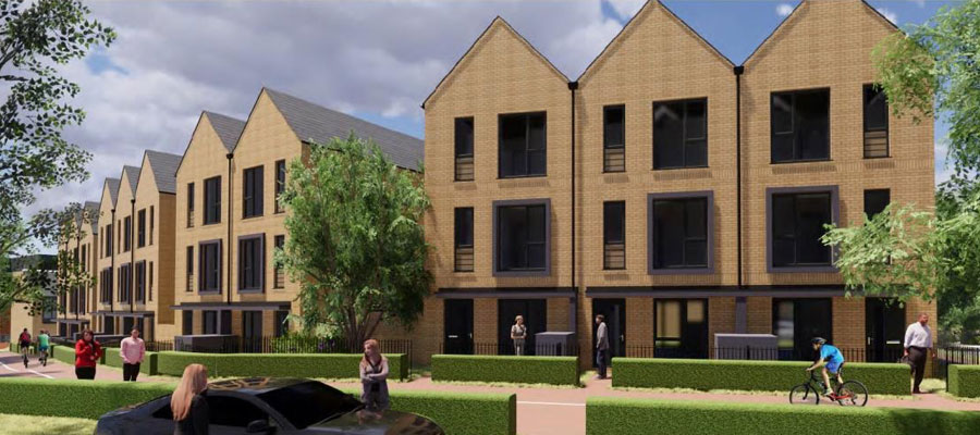housing developments - Hartcliffe