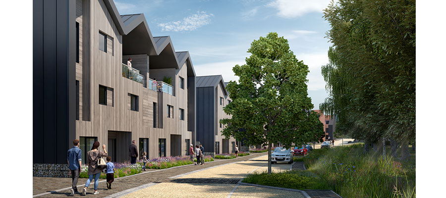 Purfleet - housing developments news