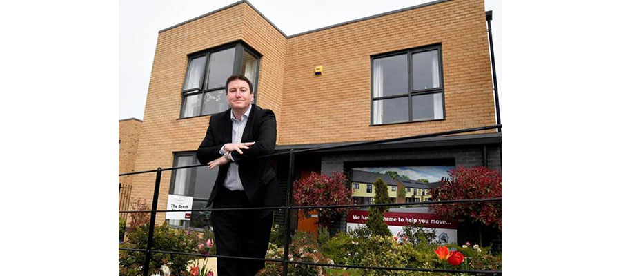 housing developments - Sean Egan of Galliford Try Partnerships North