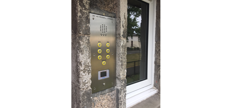 Fife Housing Group Chooses Videx For Access Control