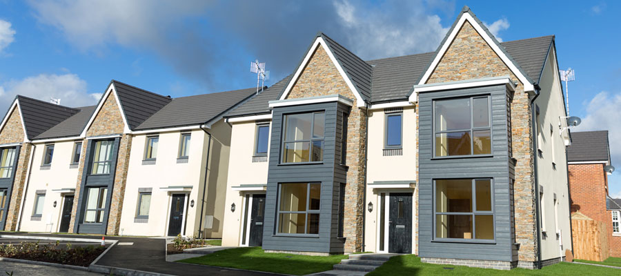 housing developments news - Wales Rhondda homes