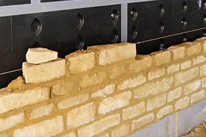 SureCav's range of cavity wall solutions for Construction
