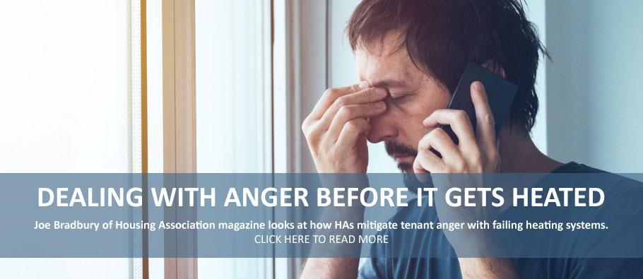 Dealing with anger before it gets heated