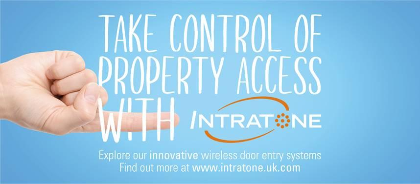 Take control of property access with Intratone