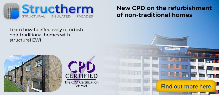 Structherm new CPD
