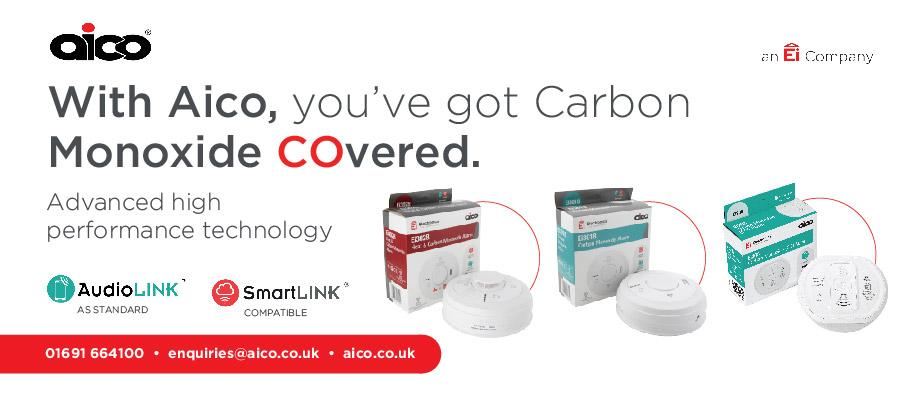 With Aico you've got Carbon Monoxide COvered