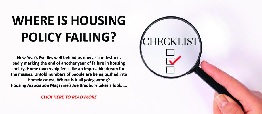 Where is Housing policy failing?