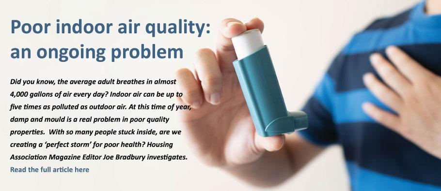 Indoor Air Quality: an ongoing problem