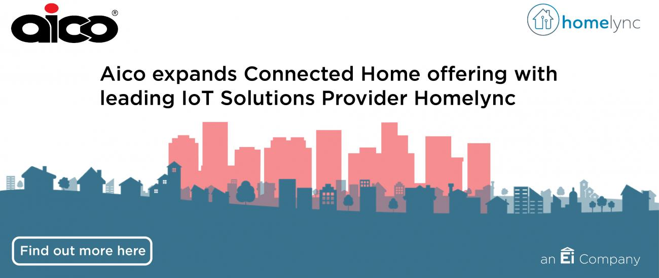 Aico expands connected home offering