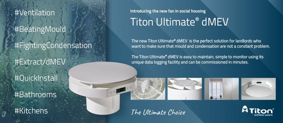 Titon Ultimate dMEV the ultimate choice