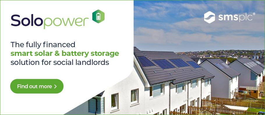 Smart solar and battery storage solutions